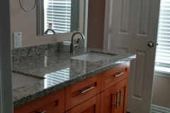 Master bathroom renovation in Sugar Land