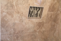 Bathroom remodeling shower in Jersey Village, Texas