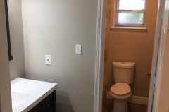 After: Bathroom renovation in Cypress, TX