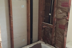 Remodeling a bathroom in Katy, Texas