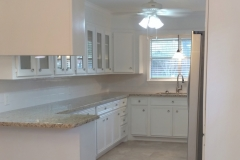 Kitchen renovation in Cypress, TX