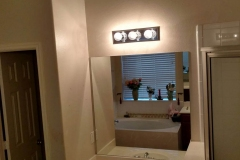 Bathroom renovation in Katy, TX