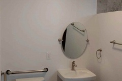 ADA remodeling a bathroom in Jersey village