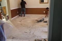 Home Remodeling in progress