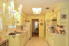 Before: Kitchen remodeling in Jersey Village