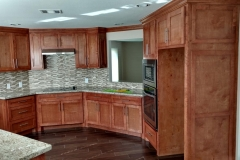 After: Kitchen remodeling in Houston, TX