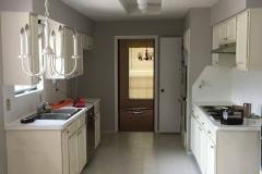 Before: Kitchen renovation in Jersey Village
