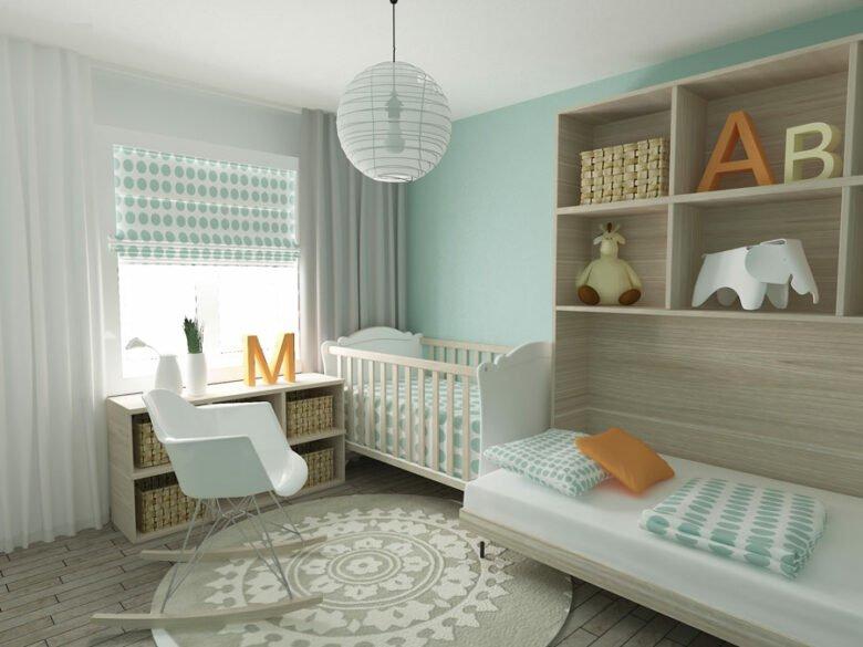Room additions Katy, TX, with nursery room add on